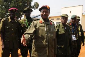 Museveni kyankwanzi again