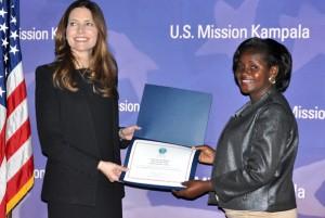US Mission in Kampala