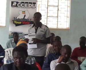 CCEDU training