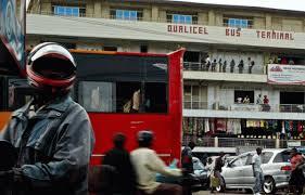 Bus parks