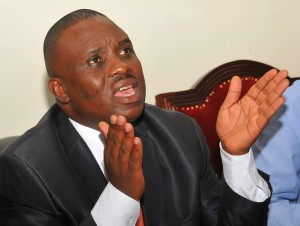 Lord Mayor Erias Lukwago