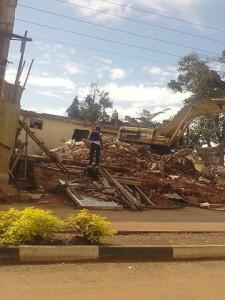 demolition exercise