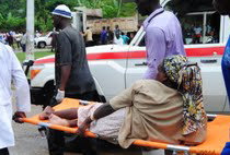 Kasese patients evacuated