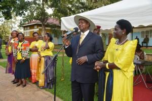 Luweero NRM Candidate