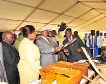 Museveni launches loan scheme