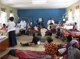hospitals a mess