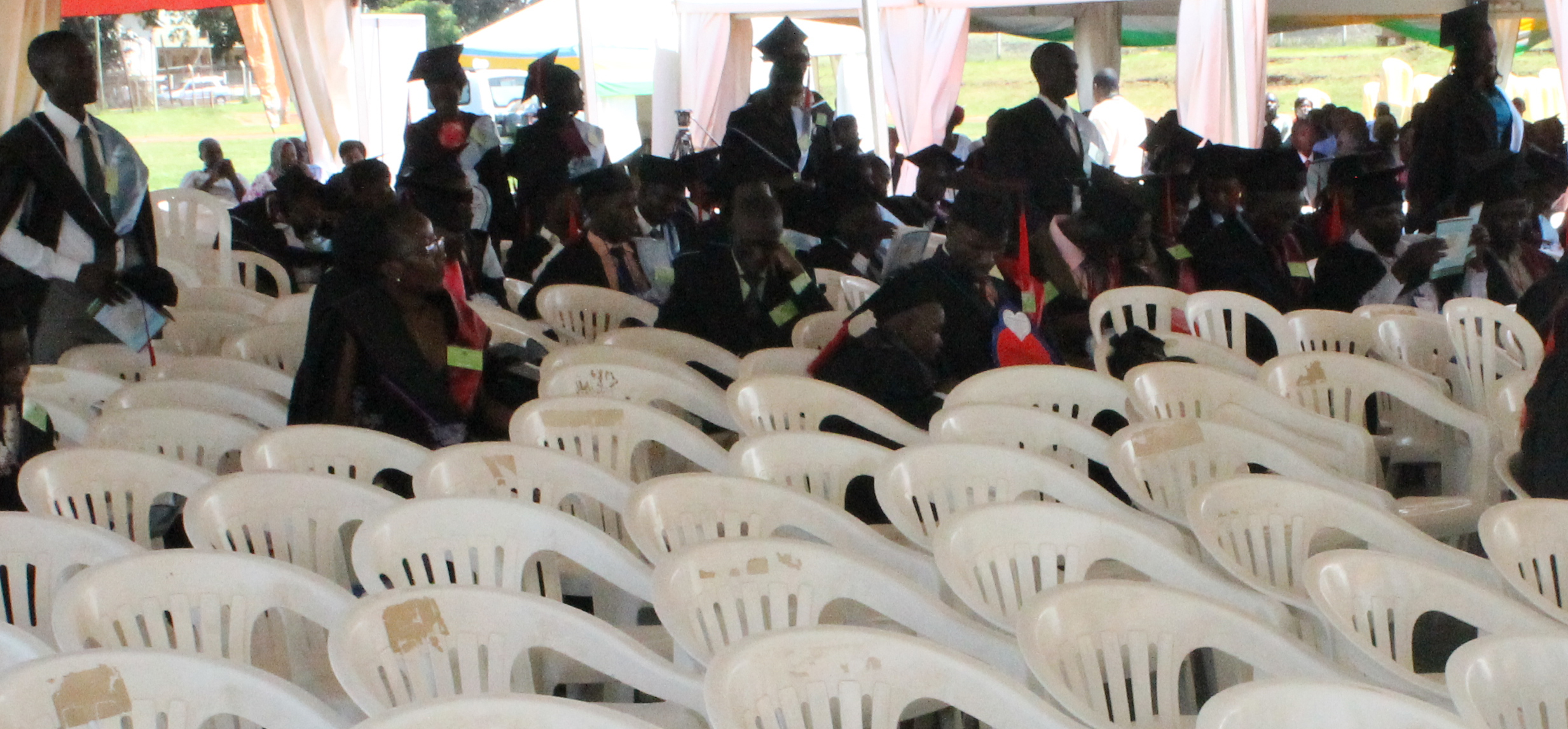Kyambogo University graduation