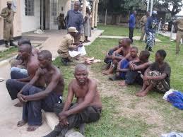 Bundibuggyo arrests