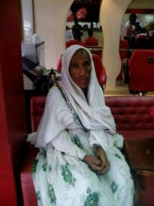 Eritrean lady