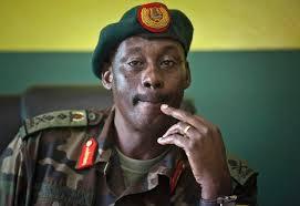 Internal Affairs Minister Gen. Aronda Nyakairima