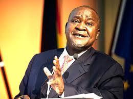 Former VP Prof Gilbert Bukenya