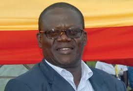Minister Eng Abraham Byandala