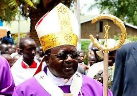 Archbishop Dr. Kizito Lwanga
