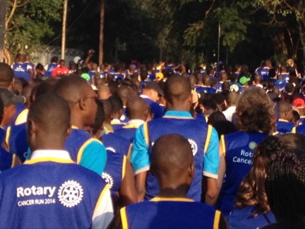 Rotary Cancer Run