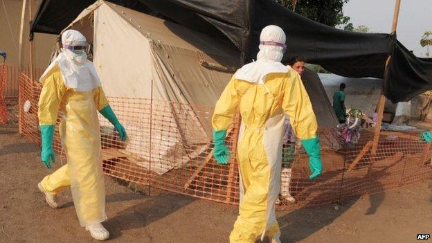 ebola guubbea