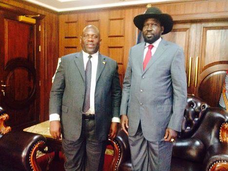 Kiyingi in South Sudan