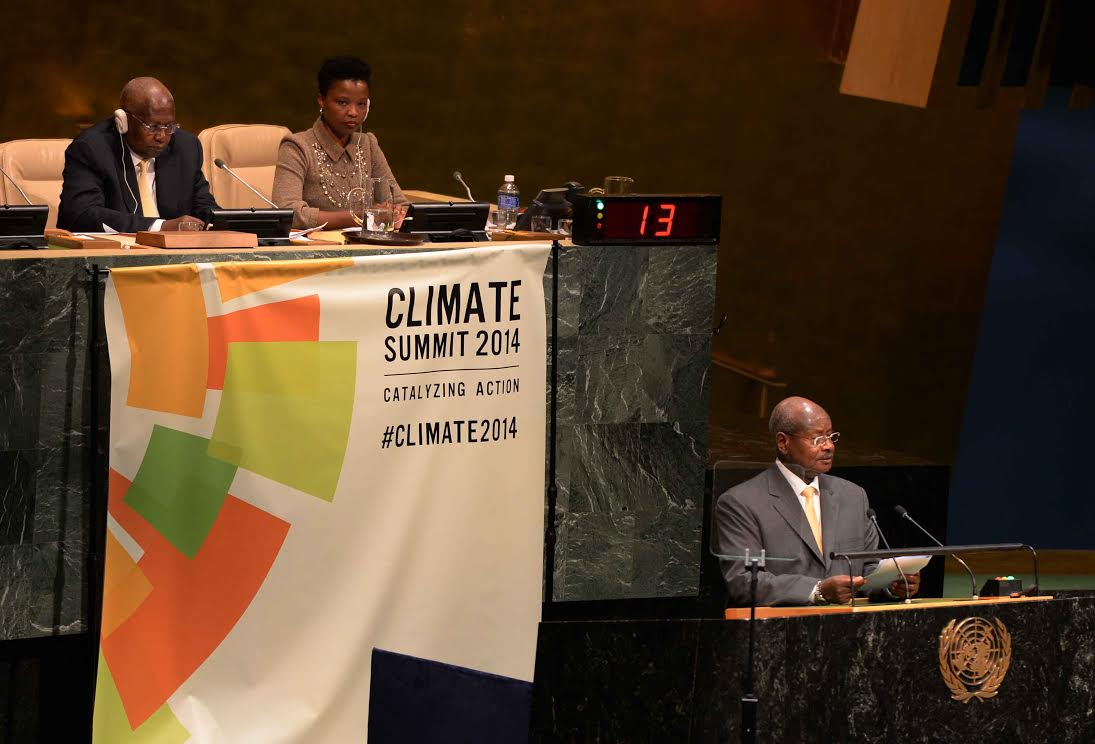 M7 at Climate Change Summit