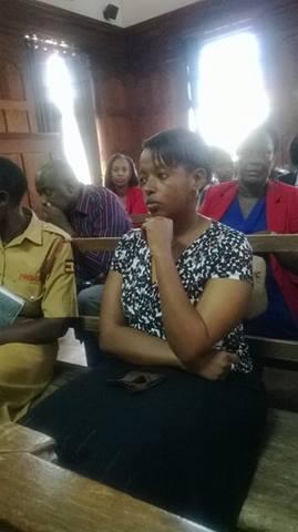 Jacqline Uwera Nsenga