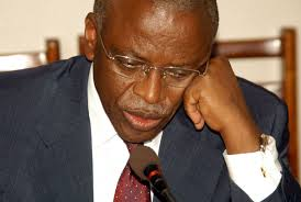 Former Premier Mbabazi in deep thought