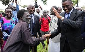 Buganda Premier Charles Mayiga