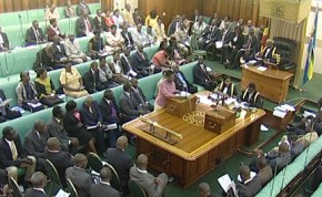 MPs in parliment
