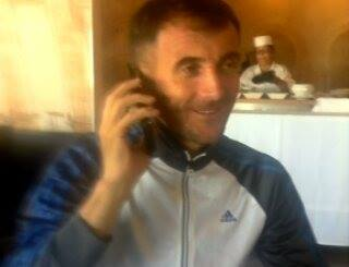Micho talks to M7 on phone from Morocco