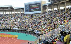 Mandela National Stadium Namboole