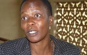 Mukono Municipality MP Betty Nambooze