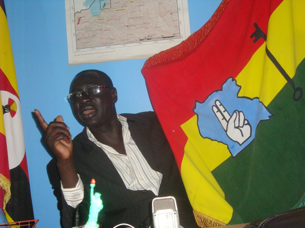 MP Reagan Okumu on Amuru by-election
