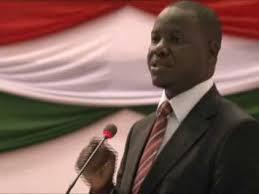Daniel Kidega new EALA Speaker