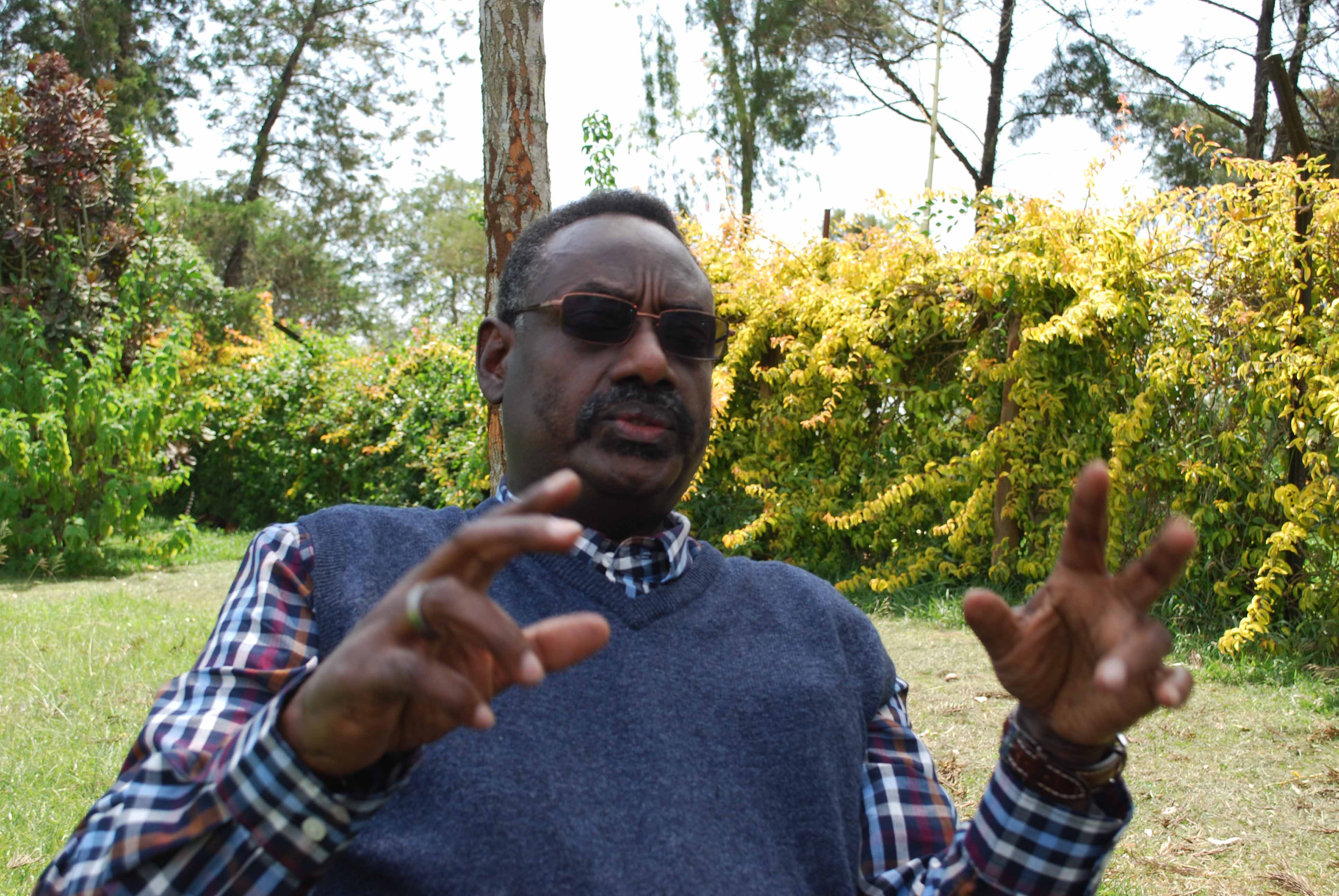 Sejjusa address media in Sembabule