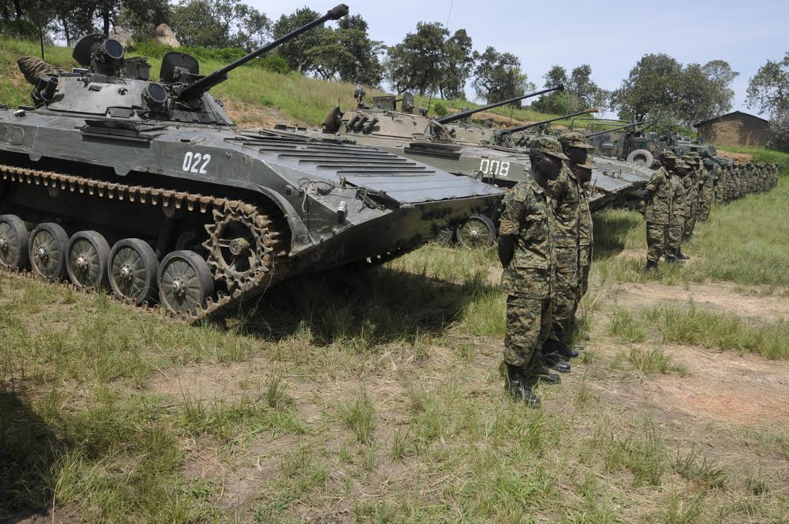 UPDF set for regional deployment