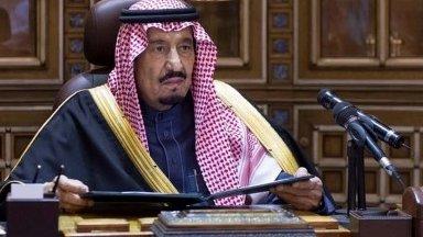 Fallen Saudi King Abudallah