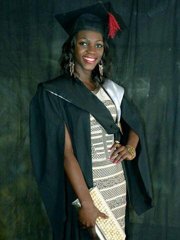 MIss Uganda graduates