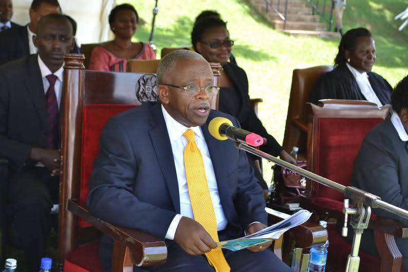 Mbabazi addresses them