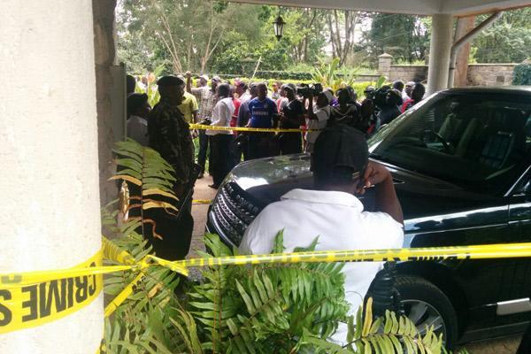 Odinga's son Fidel dies