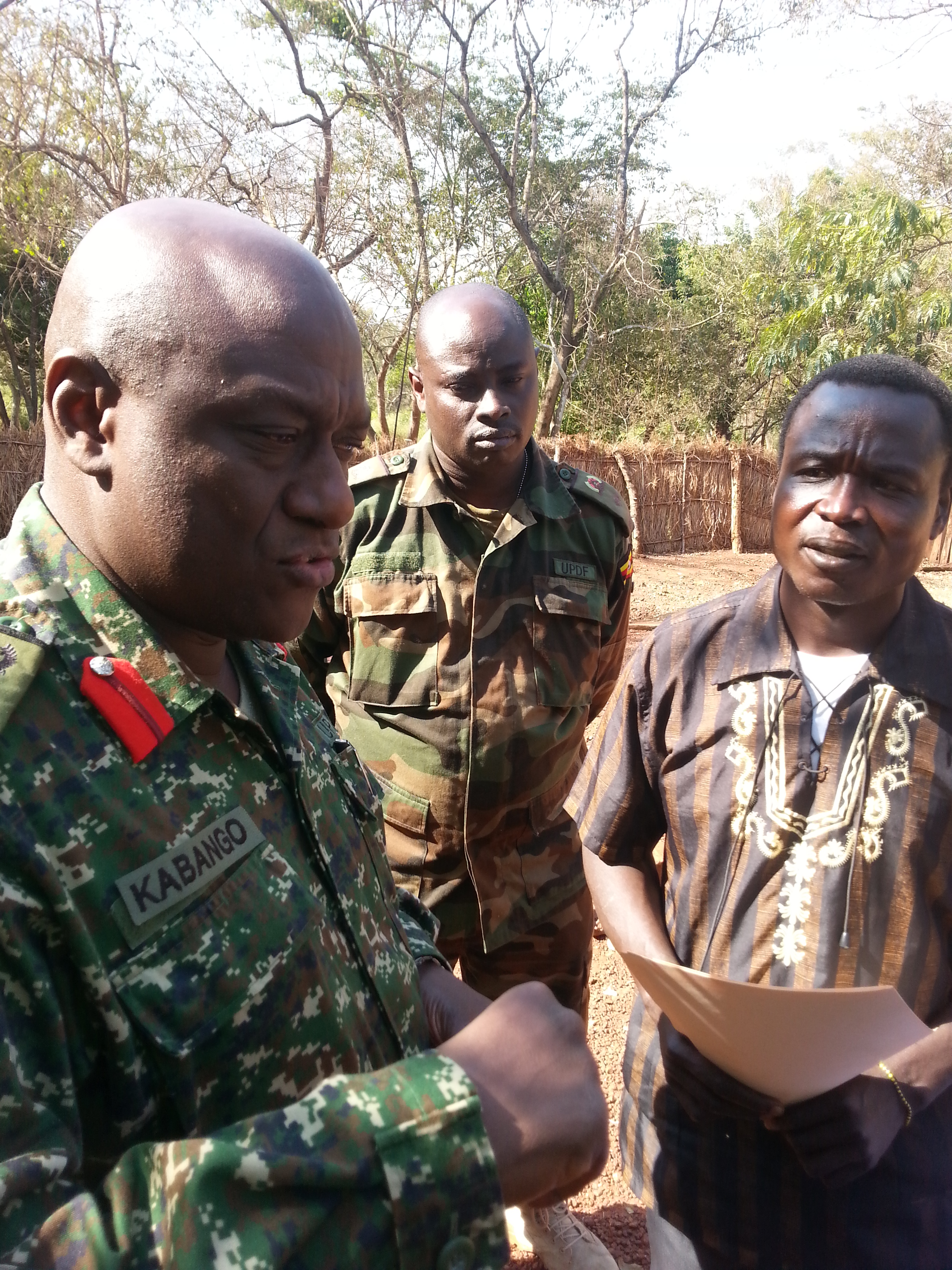 Dominic Ongwen handed over to UPDF in CAR