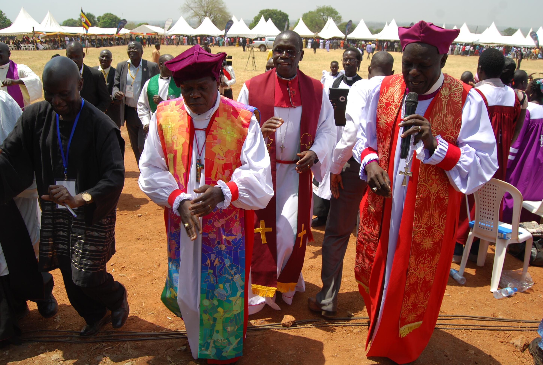 Archbishop Janan Luwum remembered