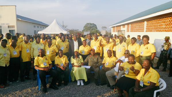 NRM caucus members