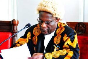 Justice  Steven Kavuma (Internet photo)