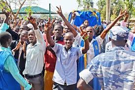 Kyambogo students