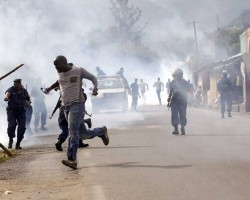 Death Toll Rises In Burundi As Anti-Government Protest Continue