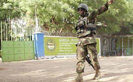 Garissa University College terror attack