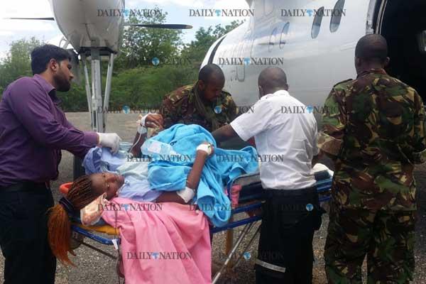 Victim of the Garissa University (Photo credit Daily Nation)