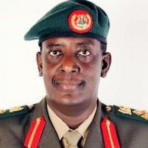 Maj. Gen.James Mugira (Internet photo)