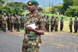 Maj.Gen. Nakibus Lakara (Internet photo)