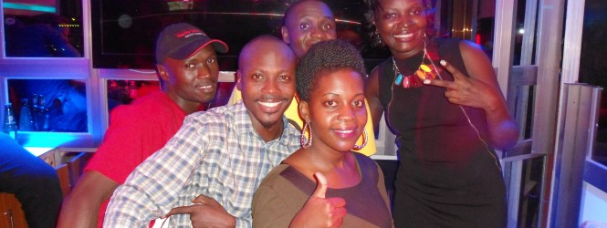 Sizzling Photos From The K-NITE Party in Entebbe