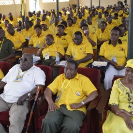 NRM Caucus Meets To Discuss Kasese Killings
