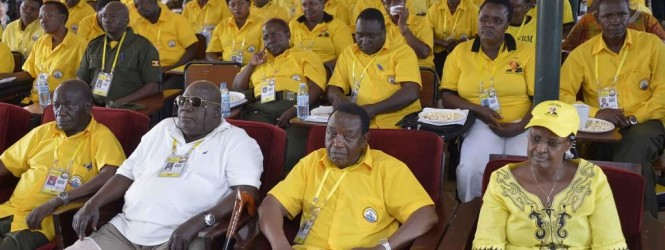 NRM caucus meets today to discuss age limit bill