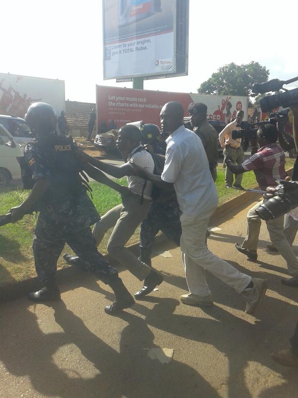 youth arrested